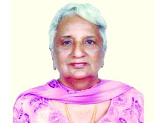 Dr. (Mrs.) Maya V. Mulchandani